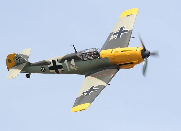 Messerchmitt BF 109E1