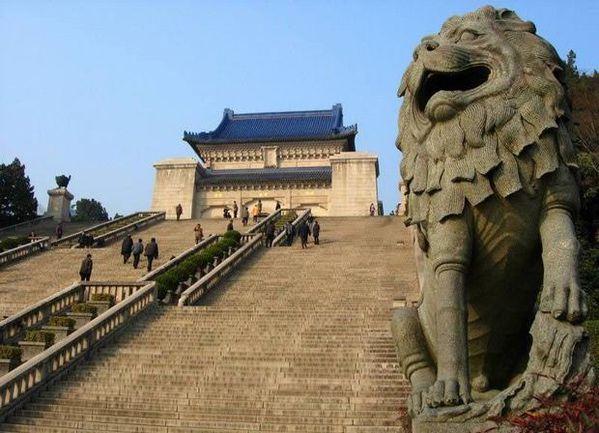 nanjing lion