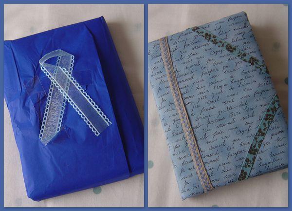 Cadeaux reçus-envoyés 2011-1