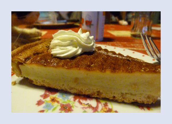 dessert partagé
