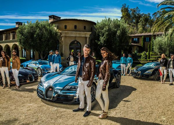 001 Lifestyle Capsule Collection Les Legendes de Bugatti