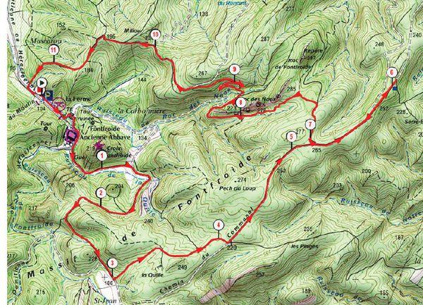 janv13 massif Fontfroide
