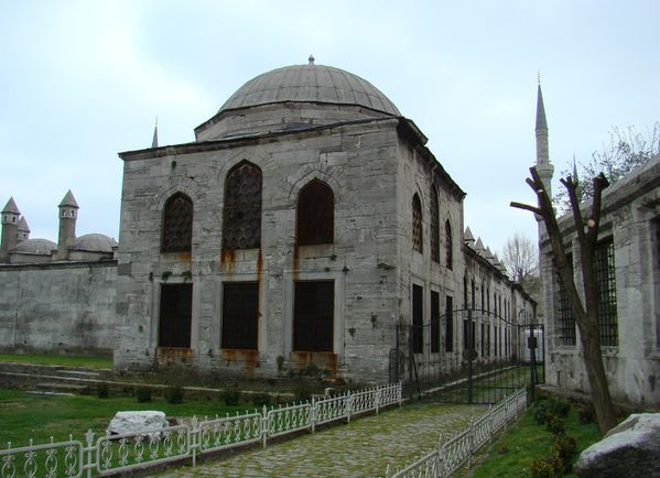 Mosquée Bleue - Istanbul (58)