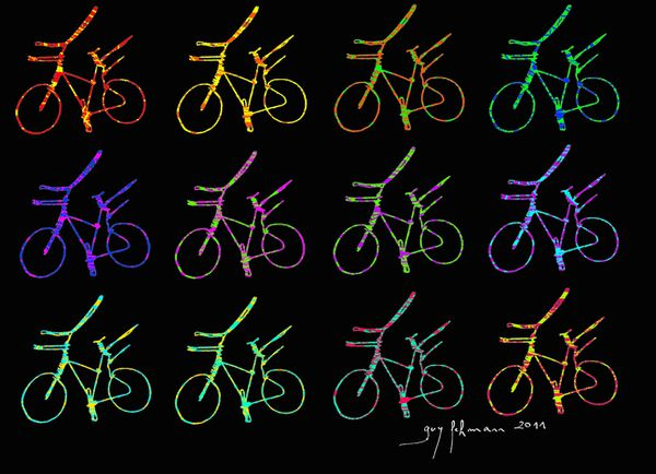 12 bicyclettes 72 18 13