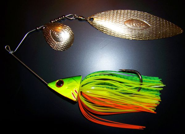 Spinnerbait DIAMOND