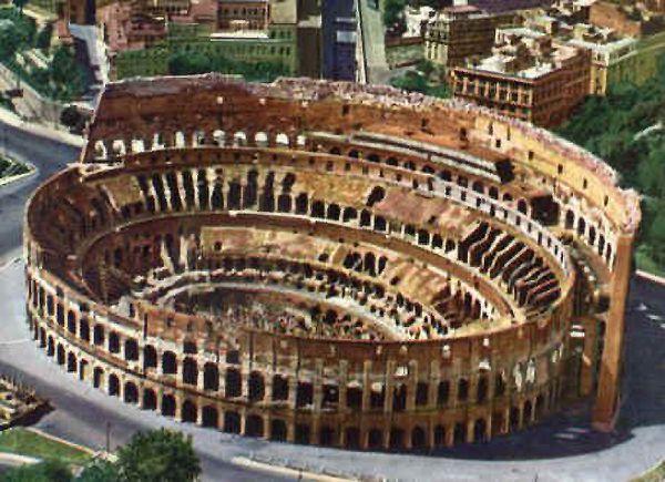 Colisée de Rome - Le carnet de Jimidi