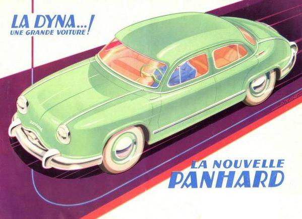 Panhard Dyna Z6 1954