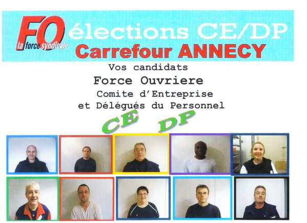 election fo annecy