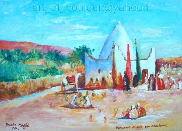 Marabout de Saïd Ben Chachouk (blog)