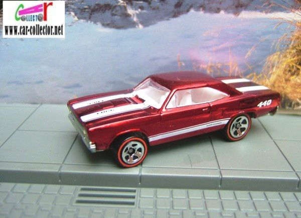 70 plymouth rr roadrunner classics hot wheels