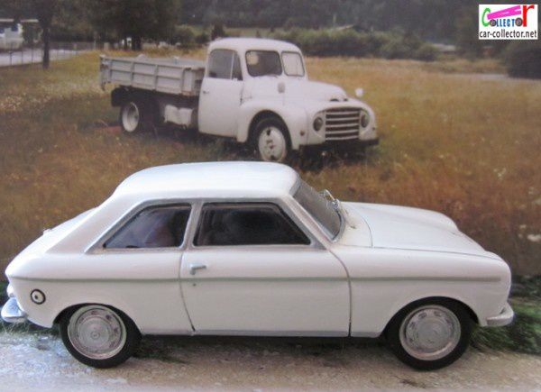 peugeot 204 coupe 1967 provence moulage
