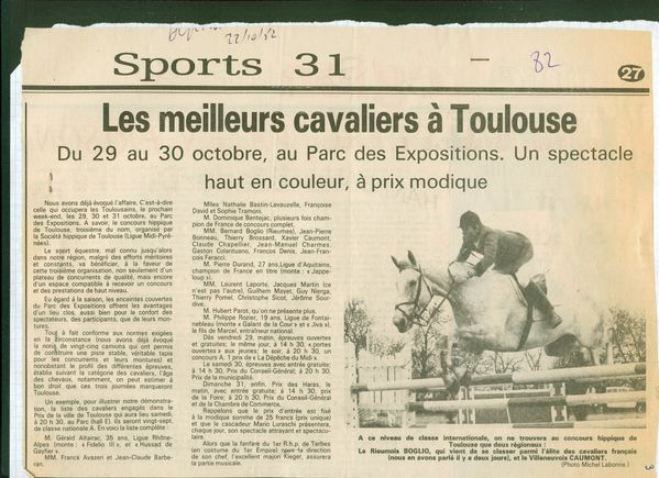 TOULOUSE 82