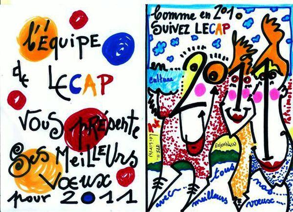 Voeux LECAP 2011