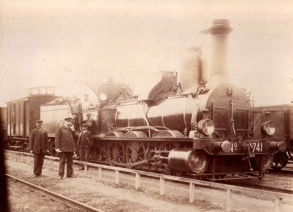loco 2 Passerat 14 déc 1901