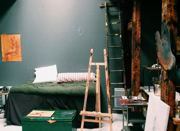 A PART CA - atelier d'artiste 3