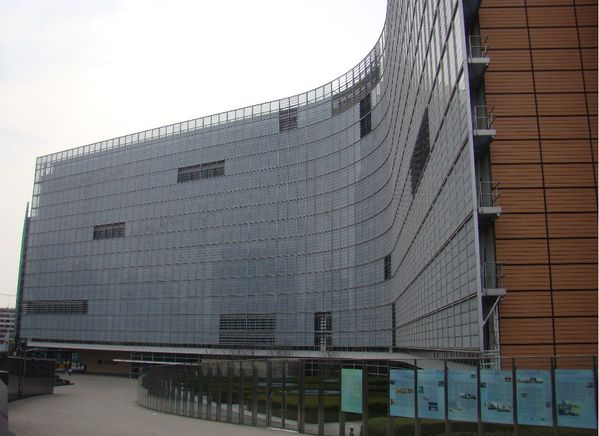 Bruxelles berlaymont commission europeenne1