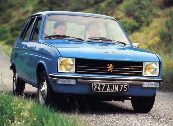 Peugeot 104 GL 1972 1980-45821