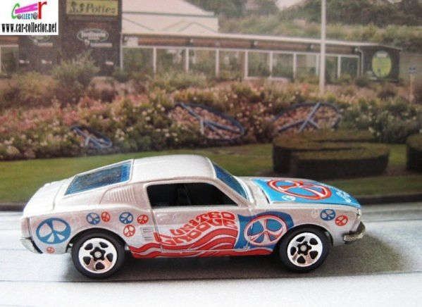 1967 mustang ford mustang 67 2001.089 hippie mobiles (1)
