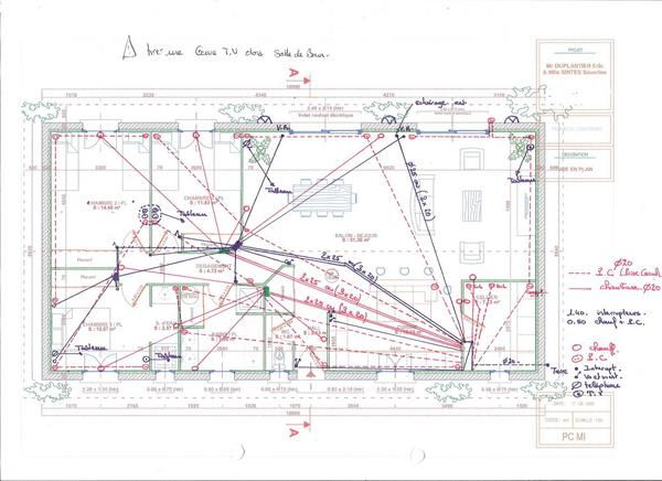 Comment Faire Le Plan D Une Maison. Great With Faire Un Croquis De