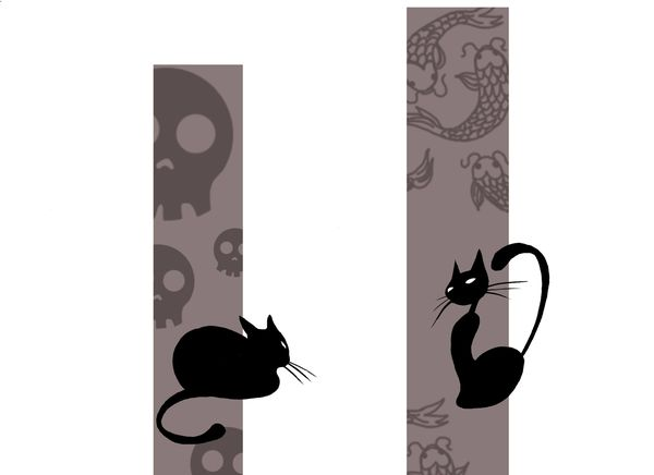 chats-noirs
