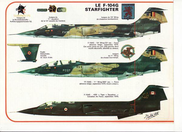 avion F-104G starfighter.1