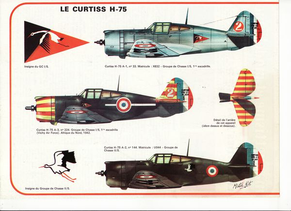 avion curtiss H75.1