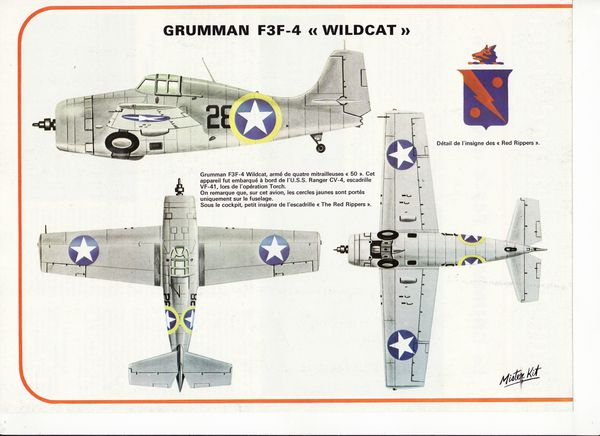 avion grumman F4F-4 wildcat.1