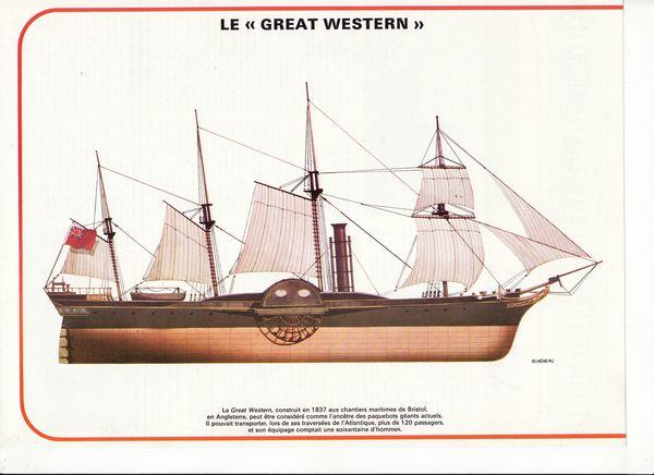 bateau Great Western 01
