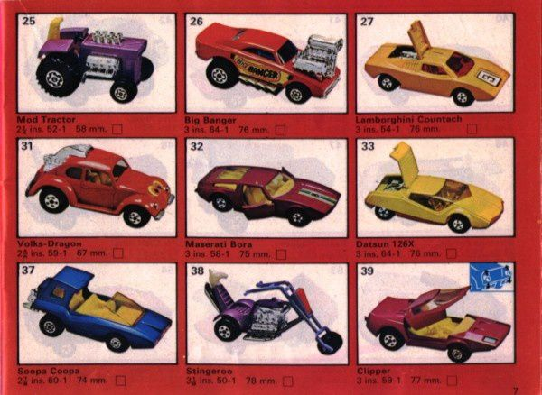 catalogue matchbox 1975 p07