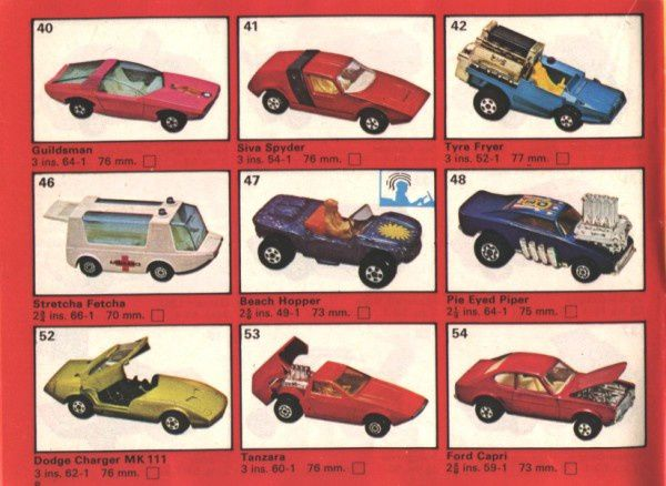 catalogue matchbox 1975 p08