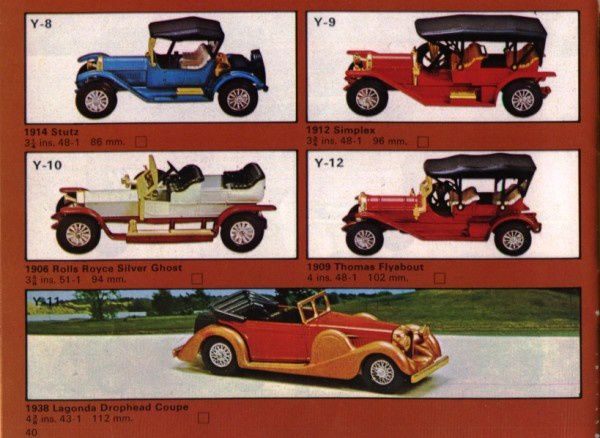 catalogue matchbox 1975 p40