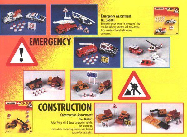 catalogue matchbox 1996.97 b09