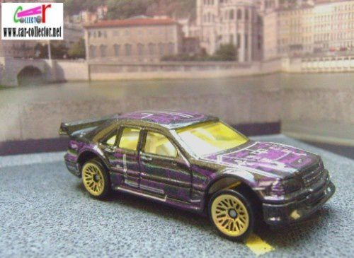 mercedes c-class classe c collector n°945 1999 X-RAY cruis