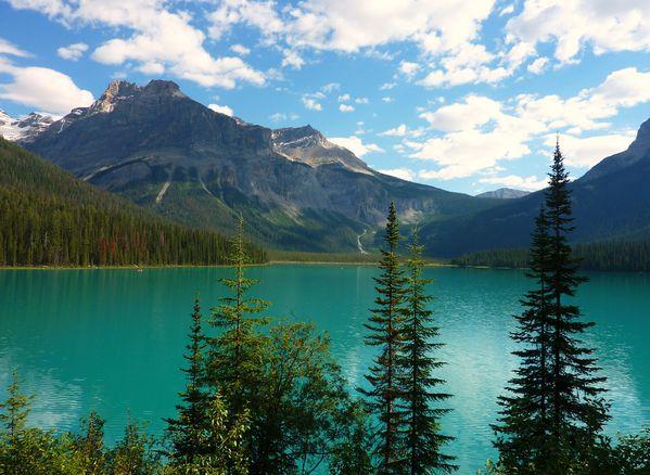 Jour 18 Emerald Lake matin