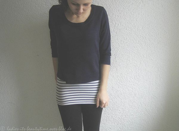 Outfit blauer Pulli2