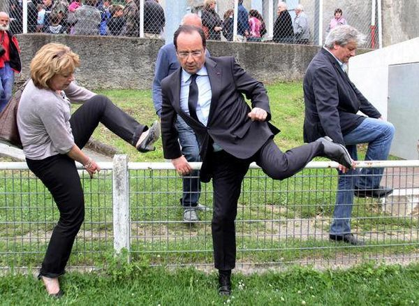 Hollande danse