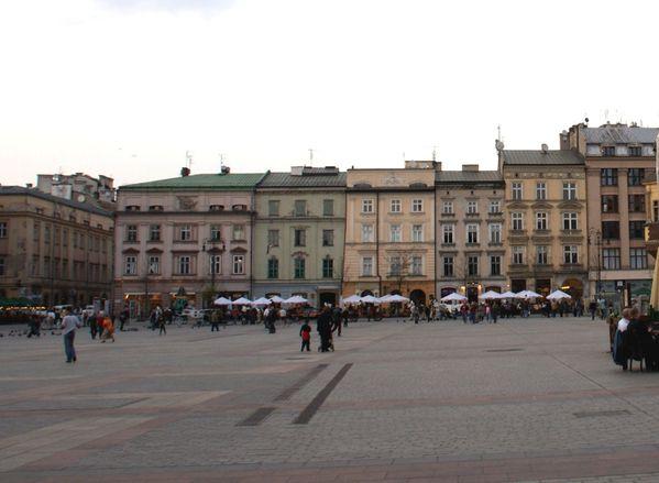 Cracovie Rynek Główny pologne (65)