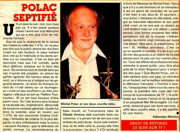 Michel Polac Déc 86 new136