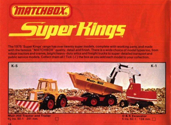 catalogue matchbox 1975 p18