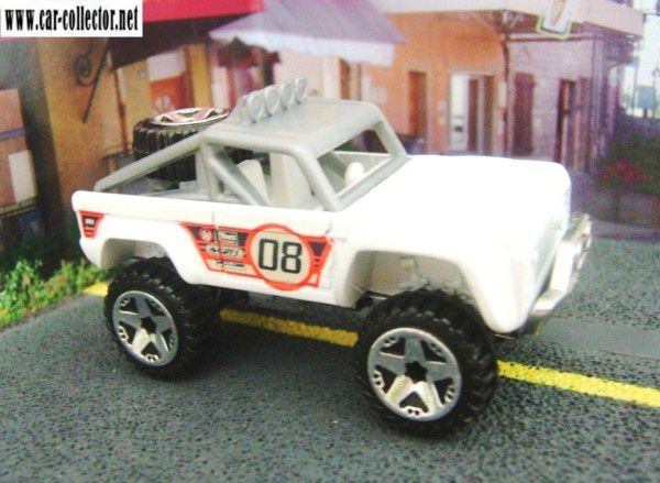 custom ford bronco 2008.021 first editions