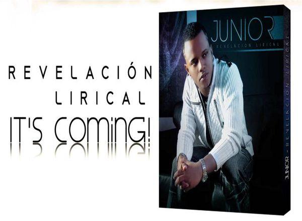 Junior La Revelacion Lirical CD Coming Conexion HN