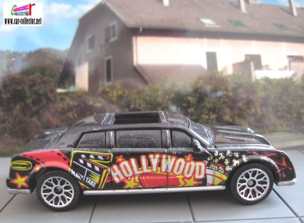 limousine hollywood matchbox made in china (1)