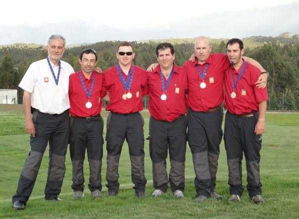 equipo europeo 2012