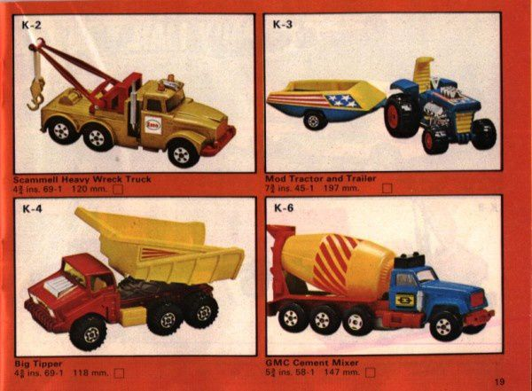 catalogue matchbox 1975 p19
