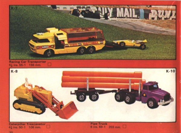 catalogue matchbox 1975 p20