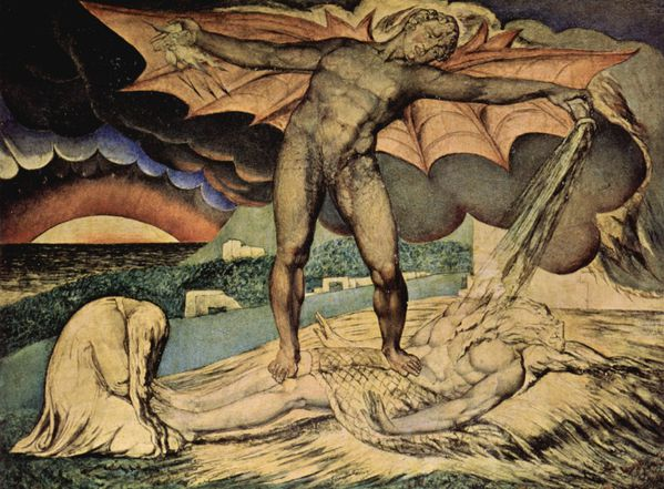 William Blake satan