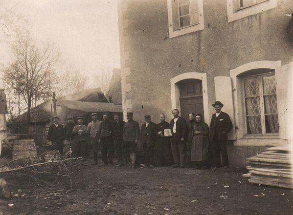 Bouverie 1918
