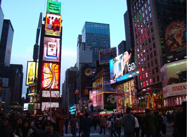 New York times square21