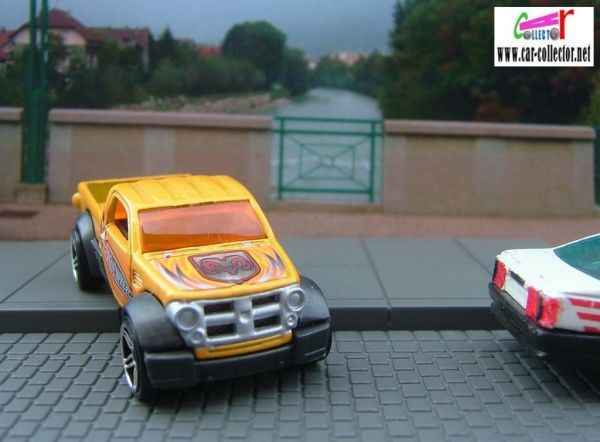 dodge m80 pickup 2003.037 first editions (2)