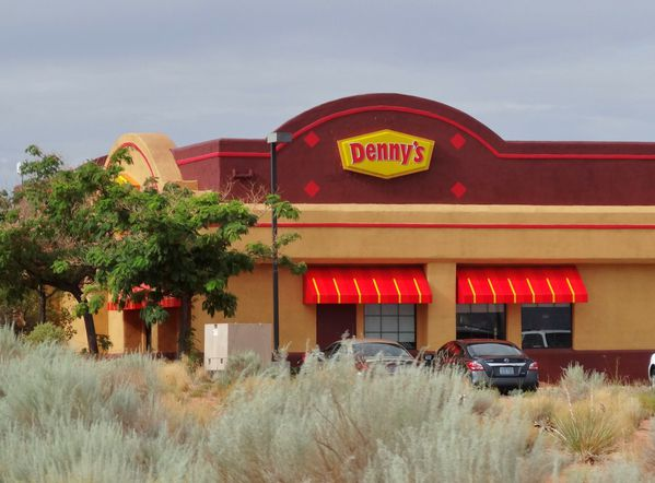 Page Denny's